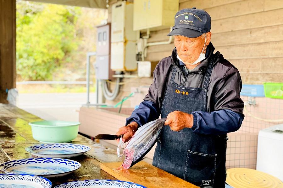 高知県:鵜来島ツアー【鵜来島と美味しい物食べつくし♪】3/20-21